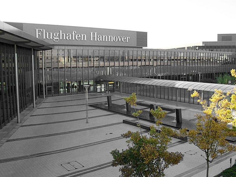 Port lotniczy Hannover