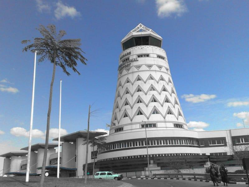 Port lotniczy Harare