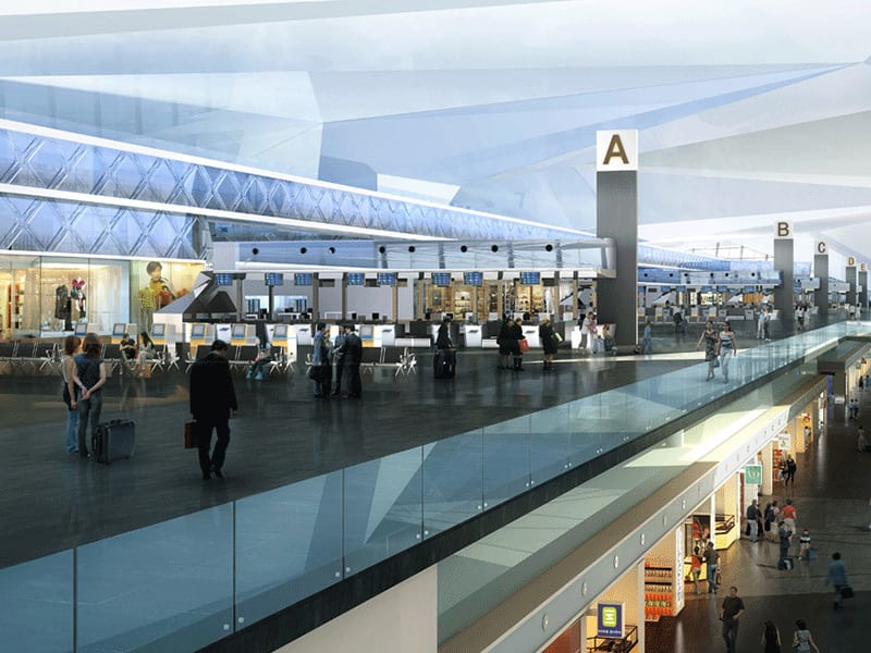 Port lotniczy Harbin