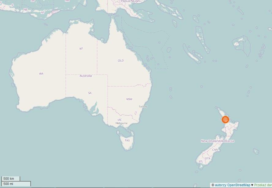 Port morski Auckland