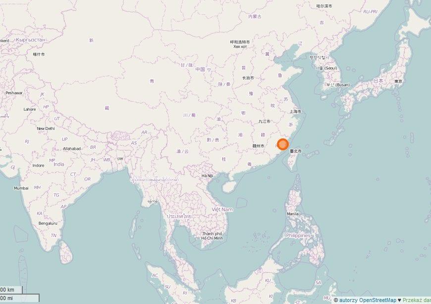 Port morski Fuzhou
