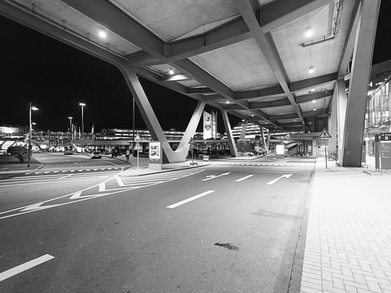 Port lotniczy Kolonia