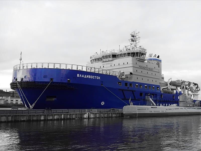 Spedycja morska - Vladivostok