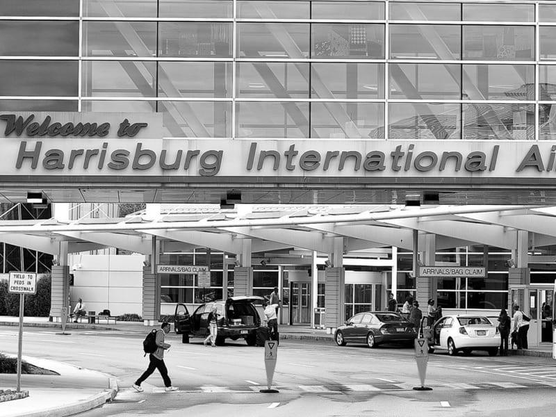 Port lotniczy Harrisburg