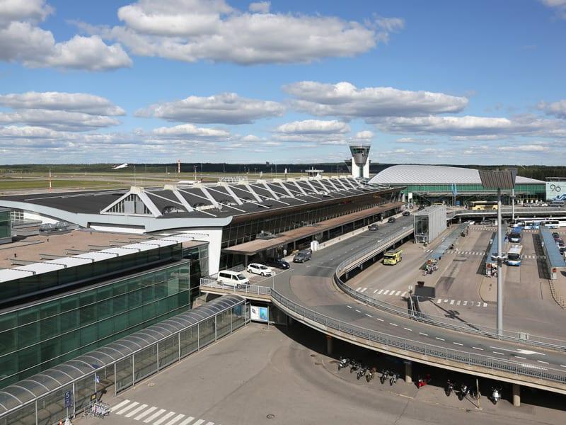 Port lotniczy Helsinki