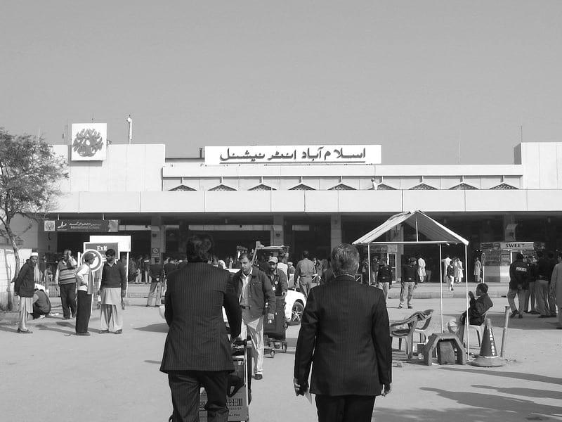 Port lotniczy Islamabad