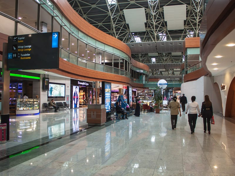 Port lotniczy Istanbul