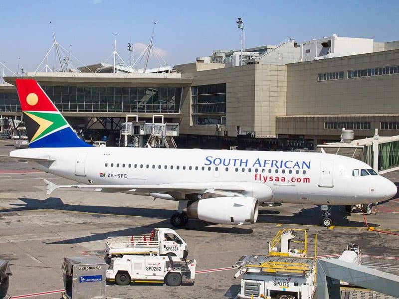 Port lotniczy Johannesburg