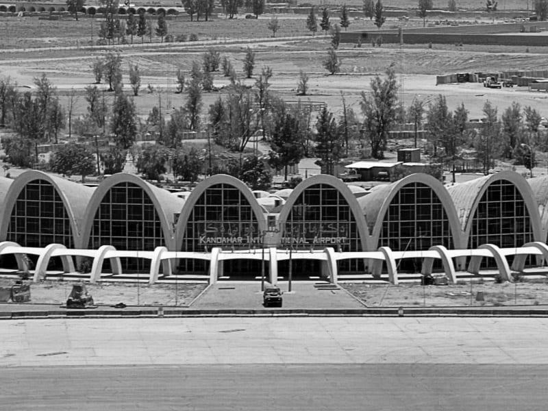 Port lotniczy Kandahar