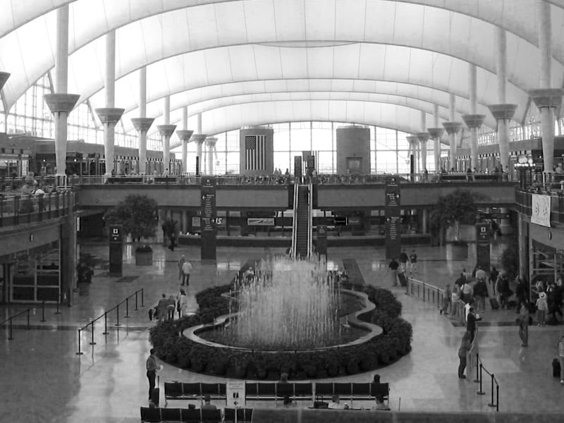 Port lotniczy Kansas City