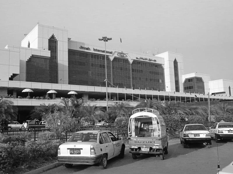 Port lotniczy Karachi