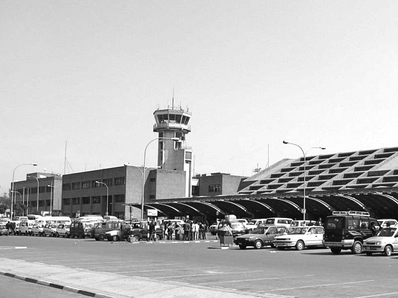 Port lotniczy Kathmandu