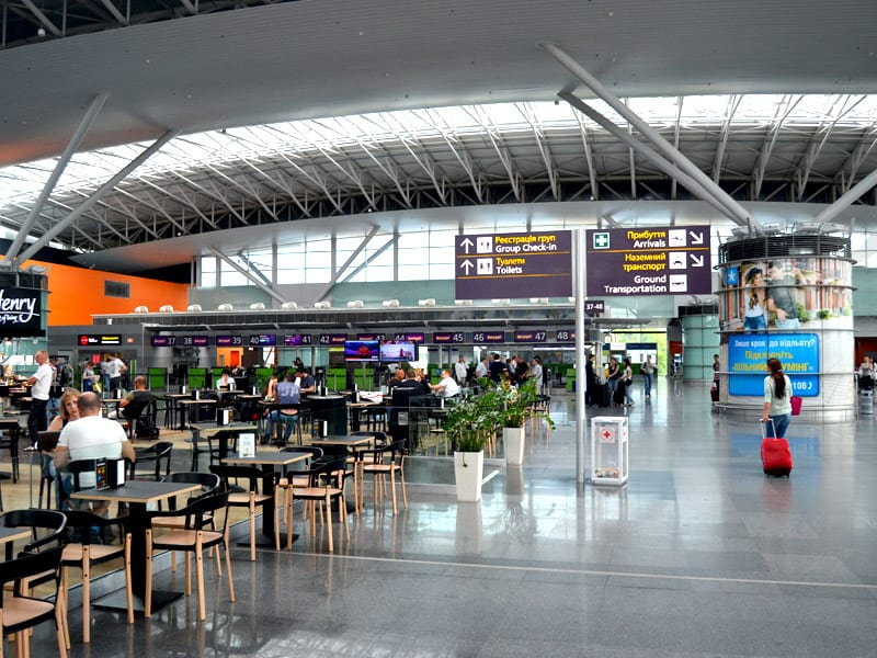 Port lotniczy Kiev