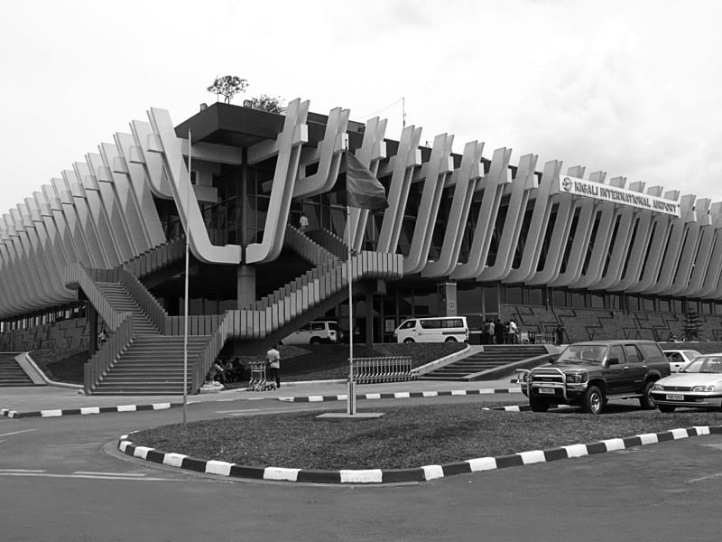 Port lotniczy Kigali