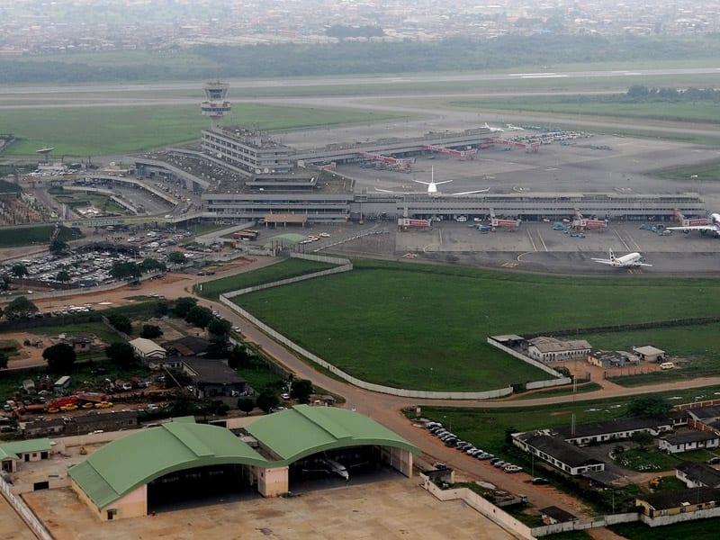 Port lotniczy Lagos