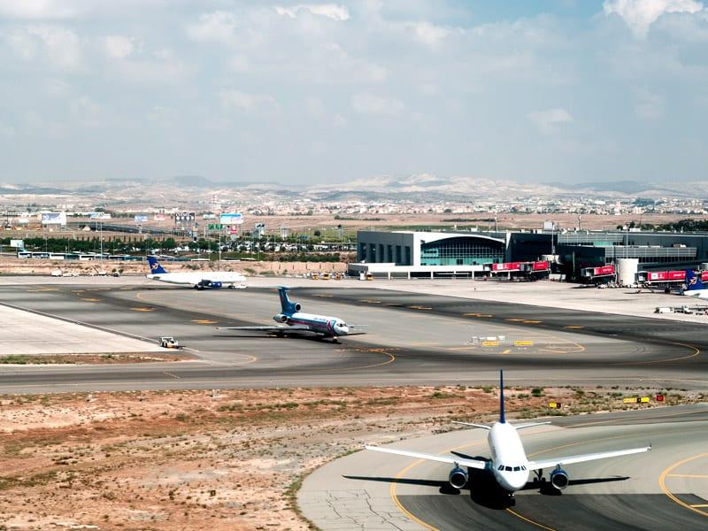 Port lotniczy Larnaca