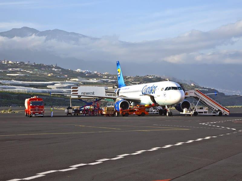 Port lotniczy Las Palmas