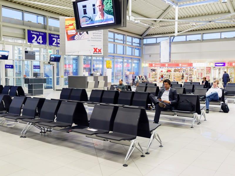 Port lotniczy Leipzig