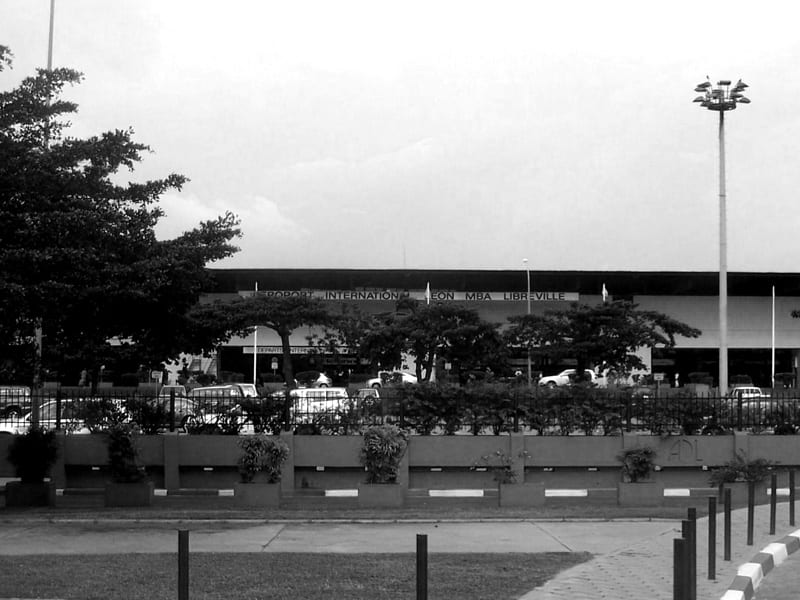 Port lotniczy Libreville