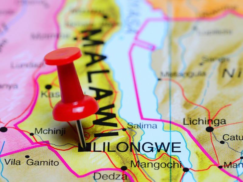 Port lotniczy Lilongwe
