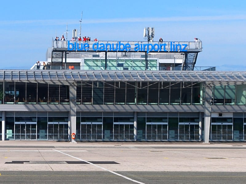 Port lotniczy Linz