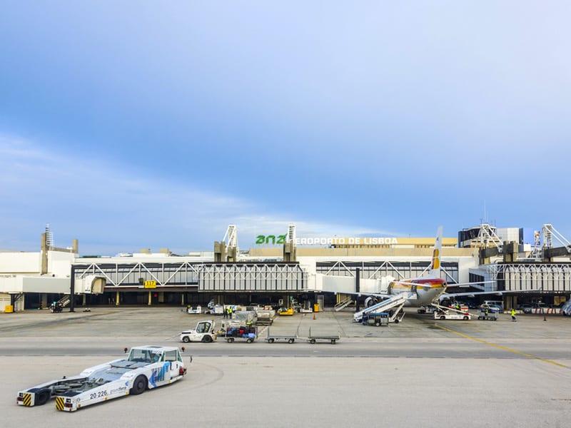 Port lotniczy Lisbon