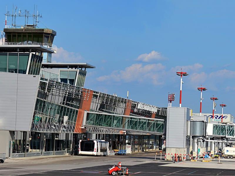 Port lotniczy Ljubljana