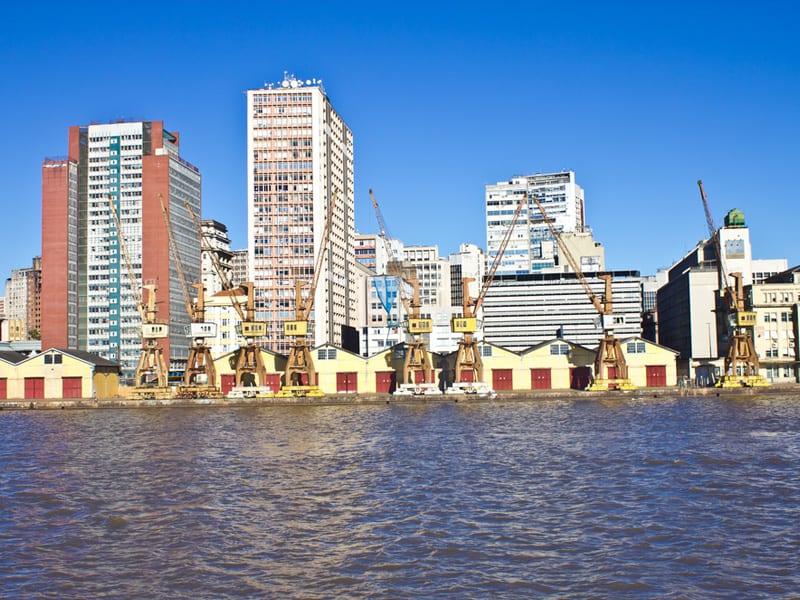 Port morski Porto Alegre