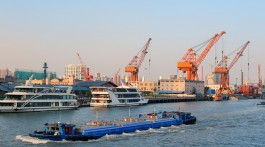 Port morski Huangpu