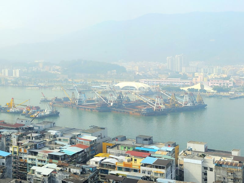 Port morski Macao