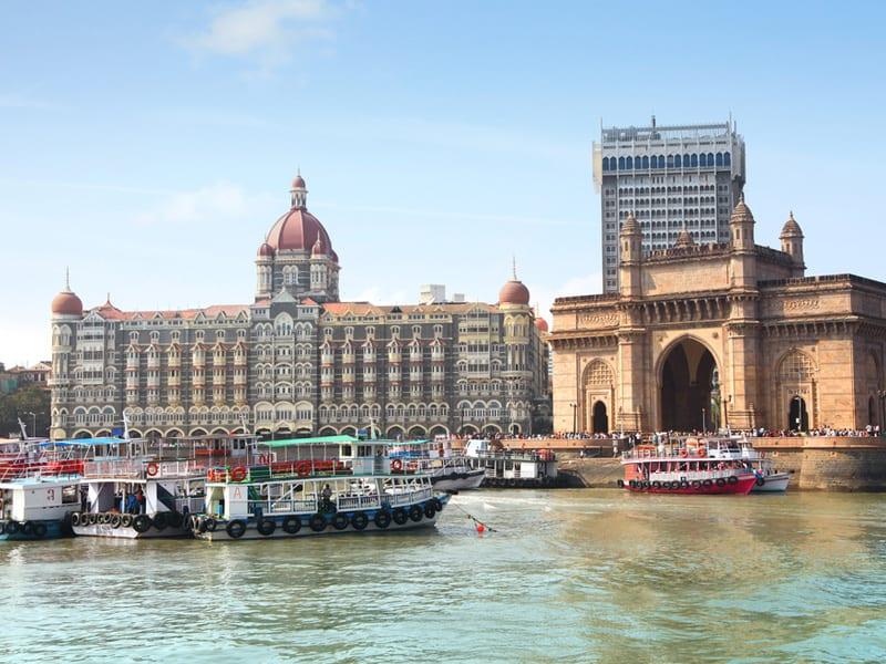 Port morski Mumbai (Bombaj)