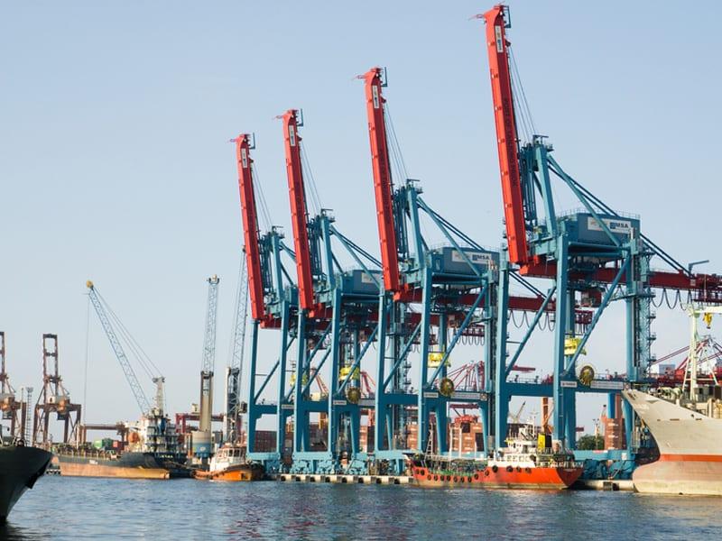 Port morski Jakarta