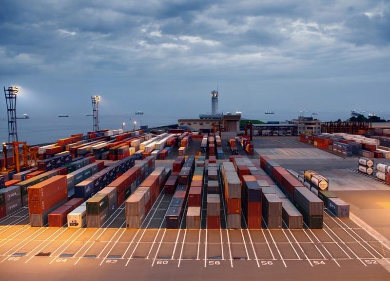 Port morski Yokohama