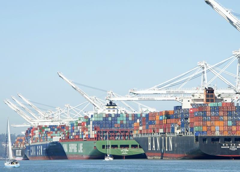 Port morski Port Kelang