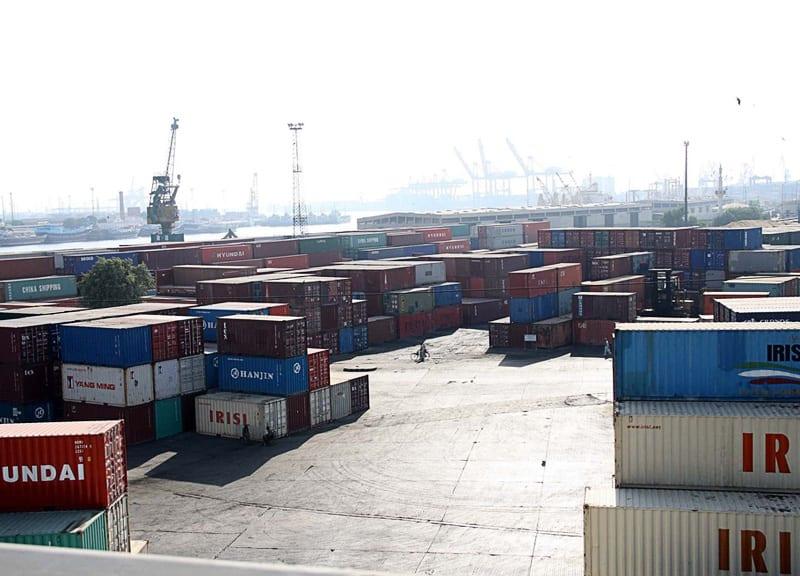 Port morski Karachi