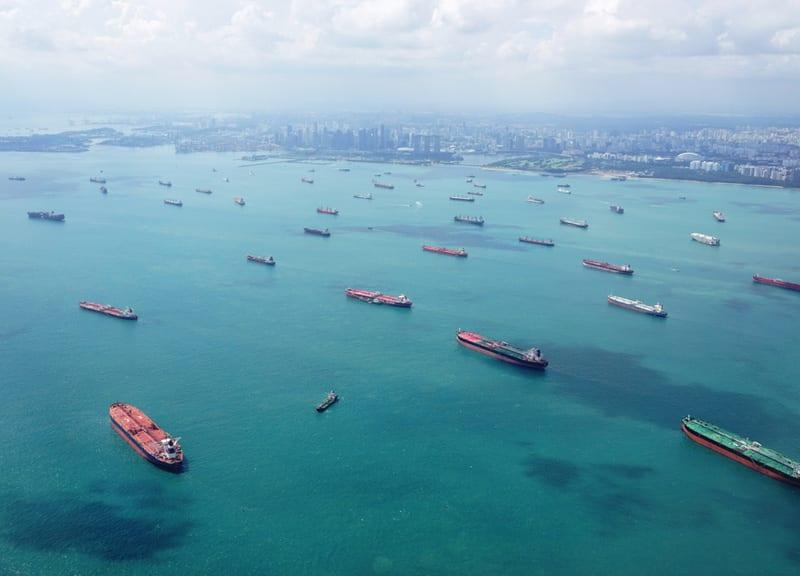 Port morski Singapur