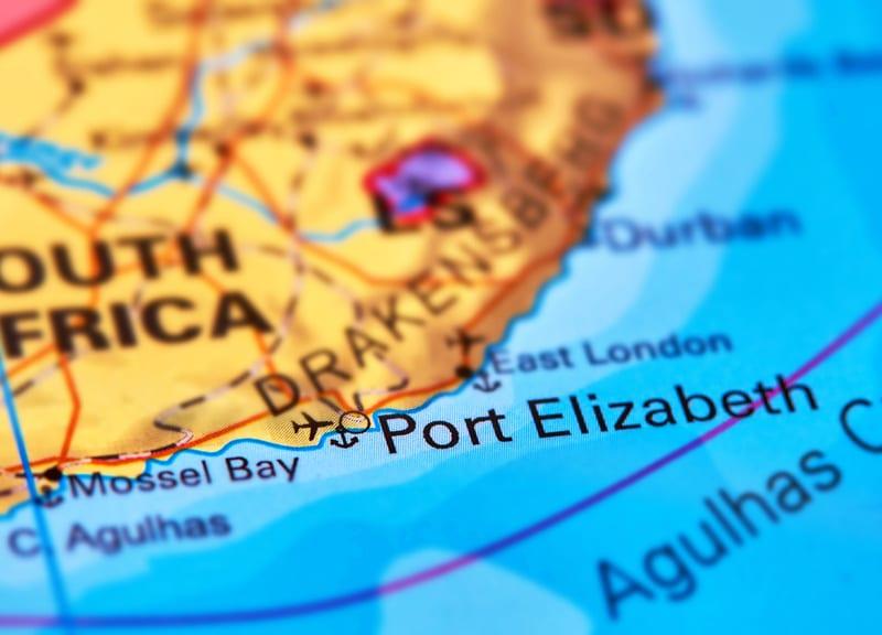 Port morski Port Elizabeth