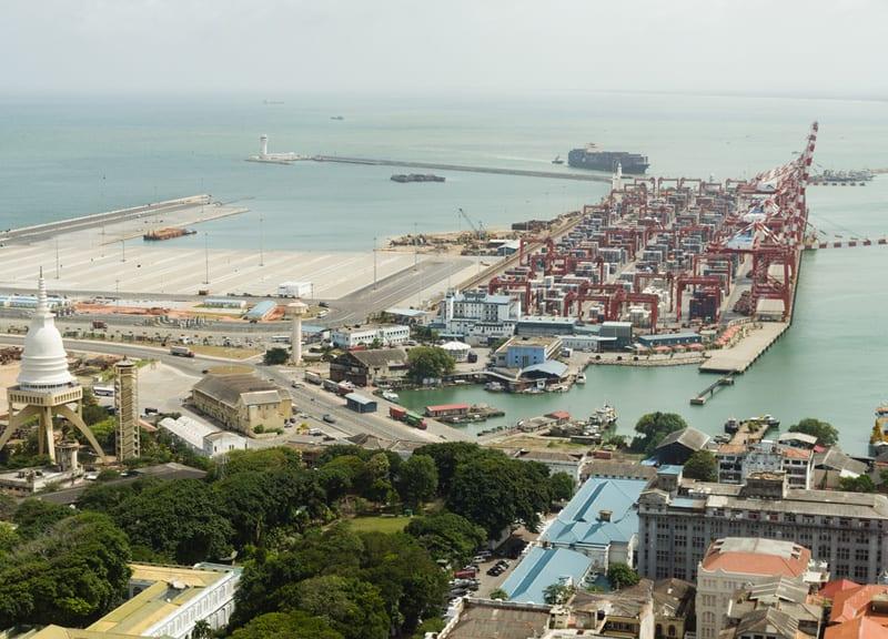 Port morski Colombo