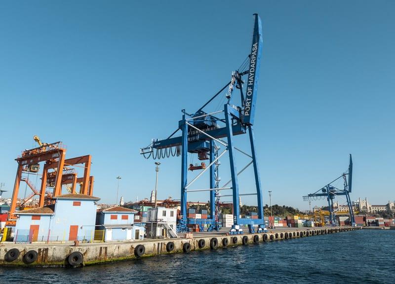 Port morski Istambuł