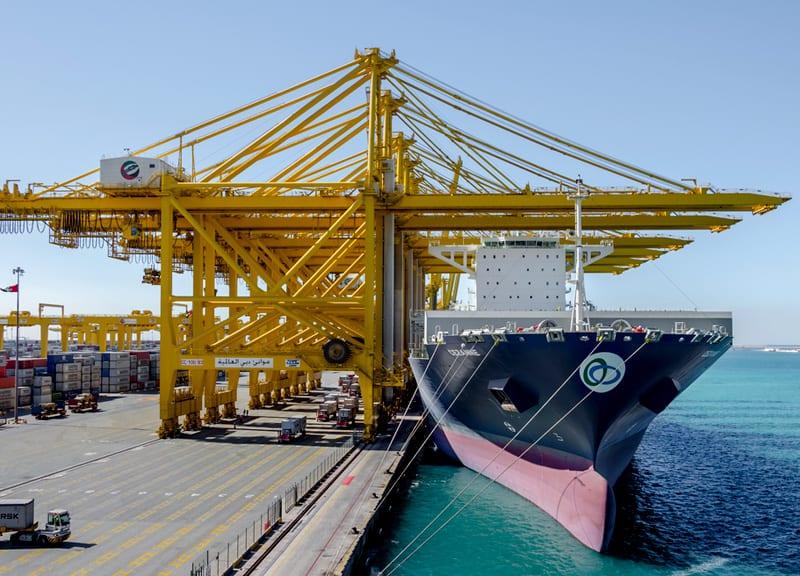 Port morski Jebel Ali