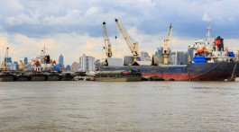 Port morski Bangkok