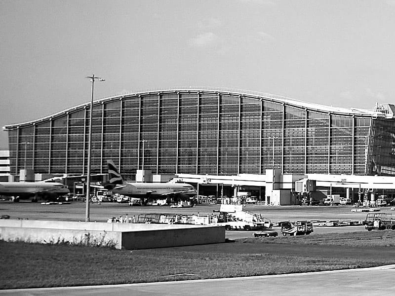 Port lotniczy London