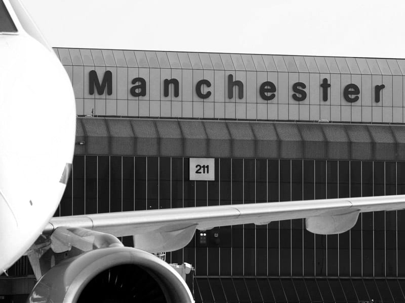 Port lotniczy Manchester