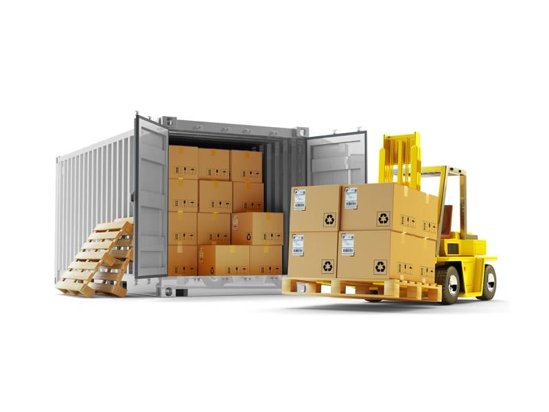 Konsolidacja kontenera LCL