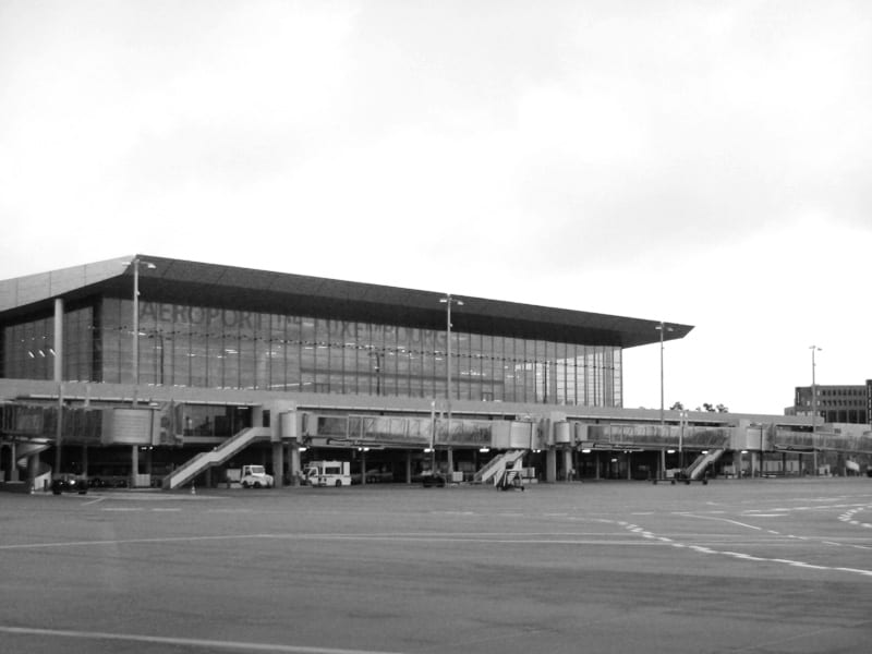 Port lotniczy Luxembourg