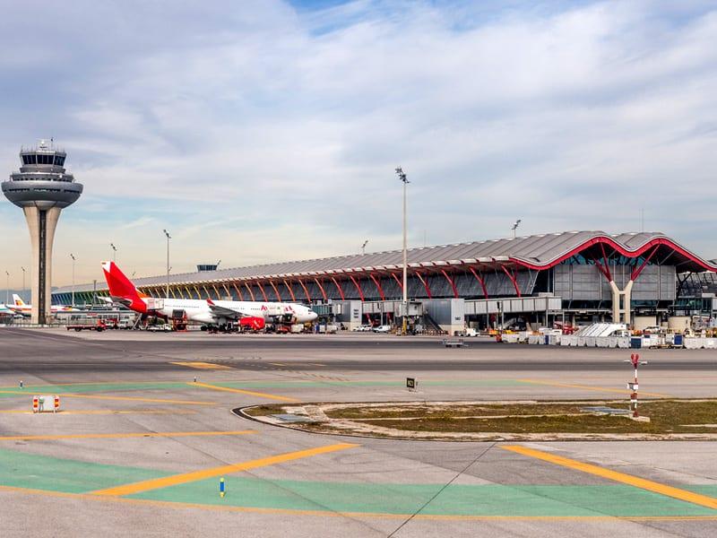 Port lotniczy Madrid