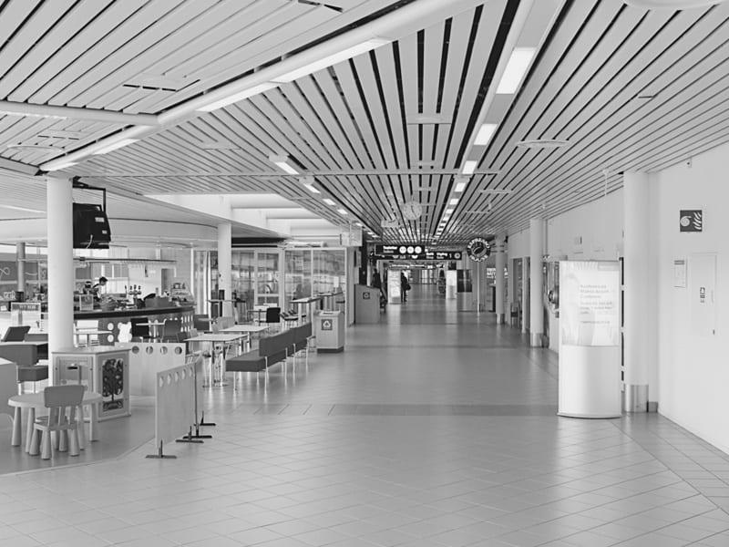Port lotniczy Malmo
