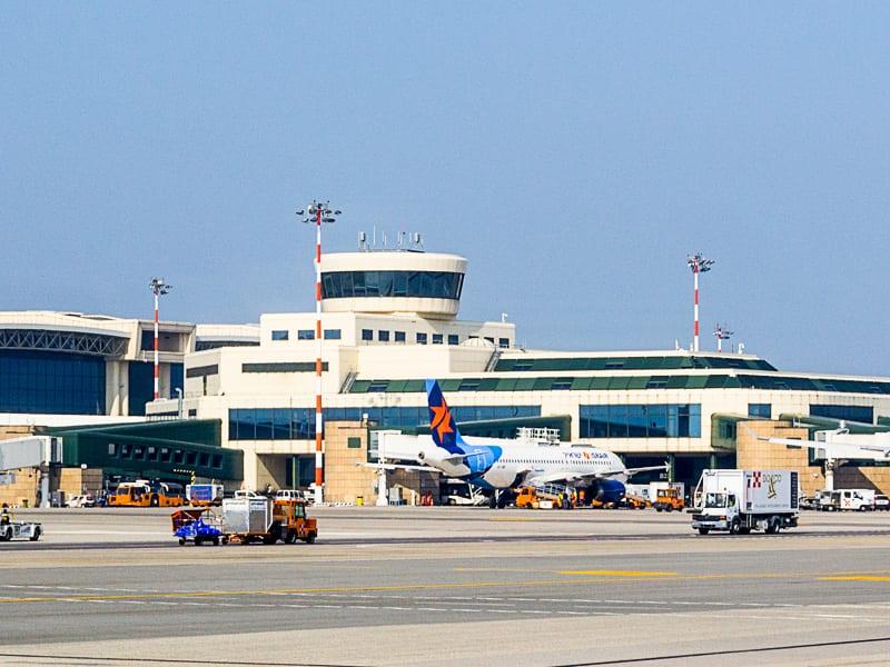 Port lotniczy Mediolan