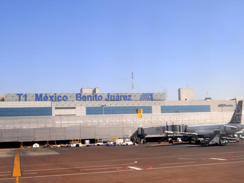 Port lotniczy Mexico City