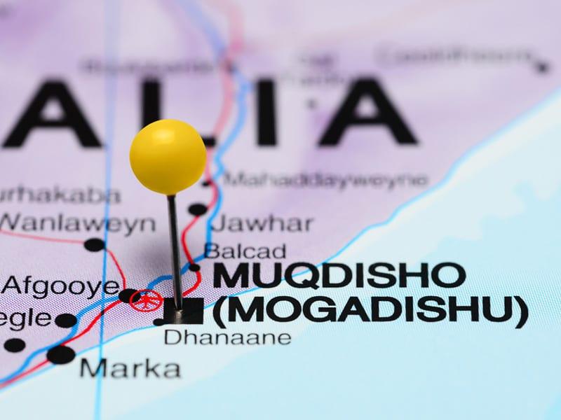 Port lotniczy Mogadishu